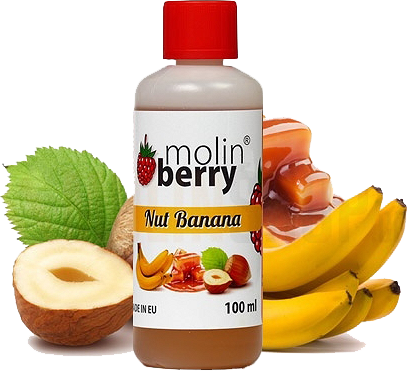 Molinberry Nut Banana